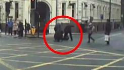 [영상] '용의자를 잡아라' 경찰과 시민의 합동작전