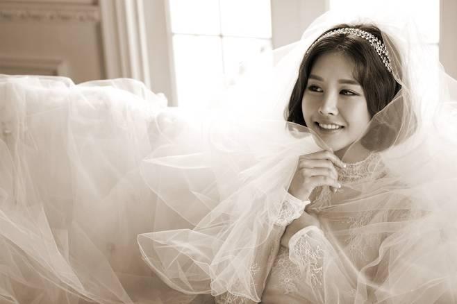 박은지, 오늘(20일) 2살 연상 재미교포 회사원과 백년가약