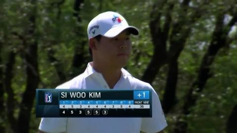 김시우, PGA 투어 텍사스오픈 첫날 21위