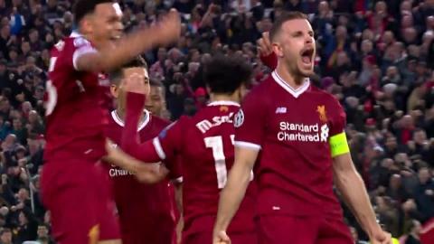 '살라 2골 2도움' 리버풀, AS 로마 꺾었다!