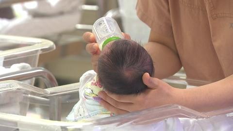 2월 출생아·혼인 역대 최소…인구절벽 시대 '성큼'