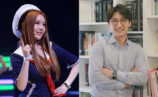 티아라 큐리·장천 변호사, 두 번째 열애설…日데이트 포착