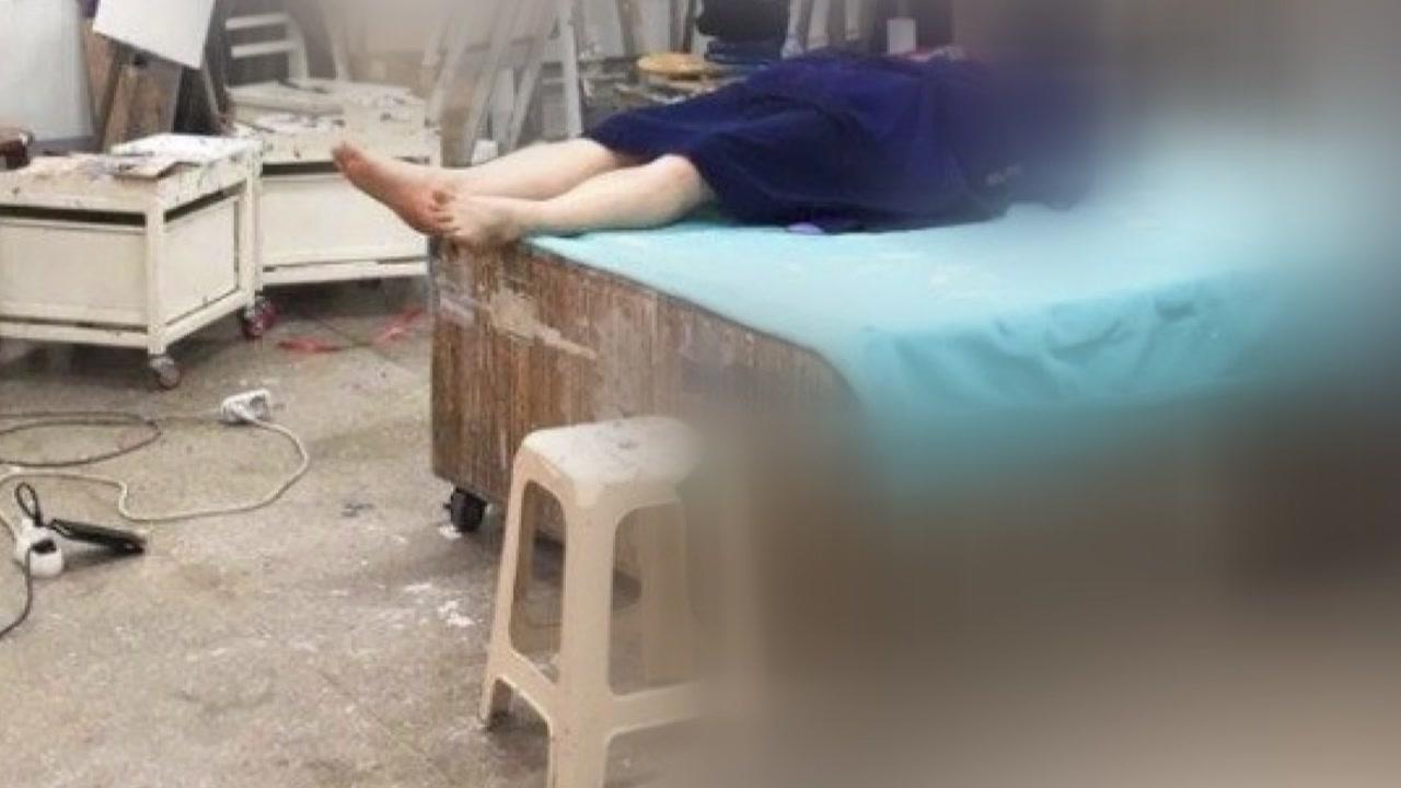 '누드모델 몰카 유출' 20대 여성 긴급체포...영장 방침