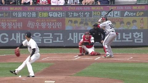 '특급 보살핌에' 김광현, 완벽 투구로 보답