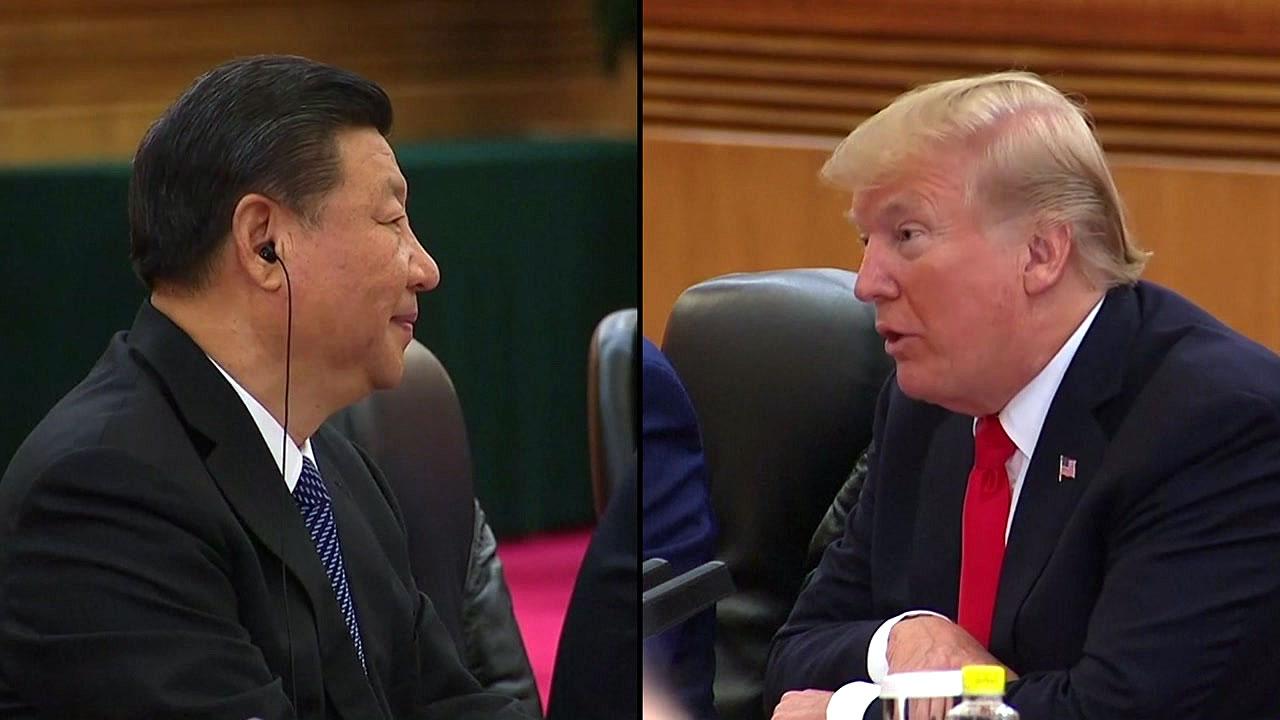 """트럼프 """"김정은, 시진핑 만난 뒤 태도 달라져"""""""