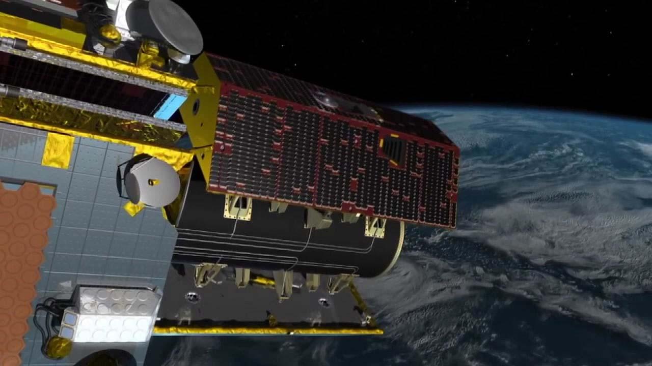 기후변화의 핵심 '물 순환'...우주에서 관측한다