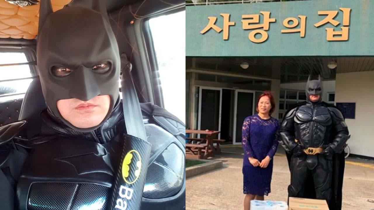 [좋은뉴스] '제주도 배트맨' 대리기사의 봉사 활동
