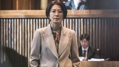 """'허스토리' 김희애 """"부산 사투리, 일본어보다 어려웠다"""""""