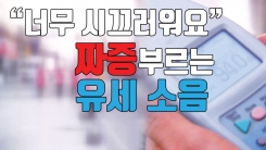 """[자막뉴스] """"너무 시끄러워요"""" 규제 없는 유세 소음"""