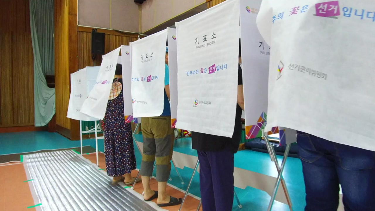 호남 민주당 독주, 서남권 평화당 선전 주목