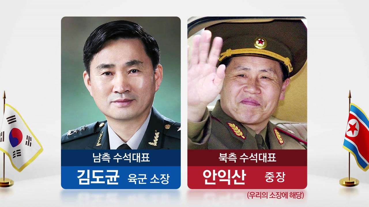 오늘 10년 만에 남북 장성급군사회담 개최
