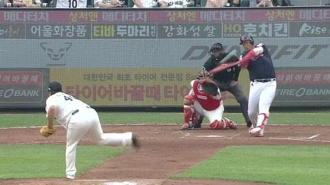 롯데, 시즌 최다 7홈런...주말 3연전 전승