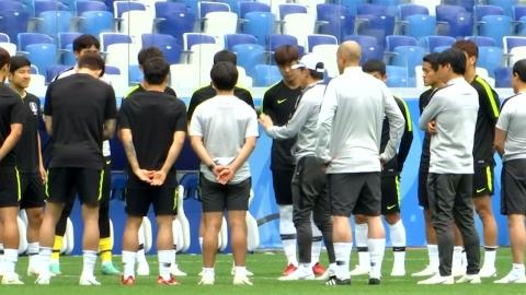 """""""오늘은 축구 대표팀 수능일!""""...미리보는 스웨덴전"""