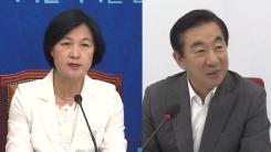 민주당, 8월 25일 전당대회...김성태, '중앙당 해체' 선언