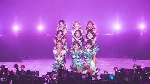 트와이스, 싱가포르 단독 공연 성료…7월 9일 국내 컴백