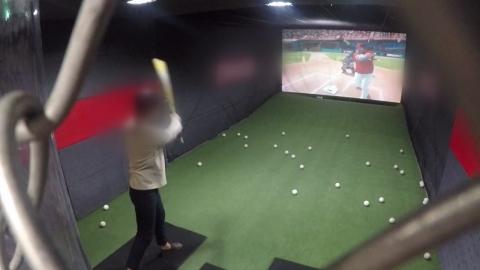 야구공 맞아 골절…스크린 야구장 '안전 사각지대'