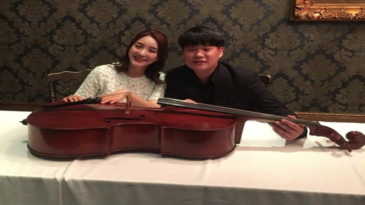 [좋은뉴스] 가수 바다, '첼로 소년'과 7년째 인연