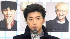 """2PM 우영, 오늘(9일) 비공개 입대 """"사나이 돼서 돌아오겠다"""""""