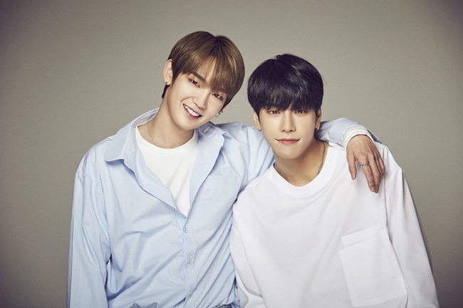 JBJ 출신 상균X켄타, 공식활동 발표…활동명 공모 중
