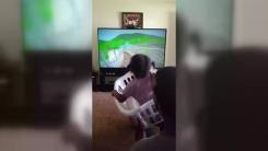[지구촌생생영상] 네가 기뻐하는 일이라면...아빠가 준비한 '롤러코스터'
