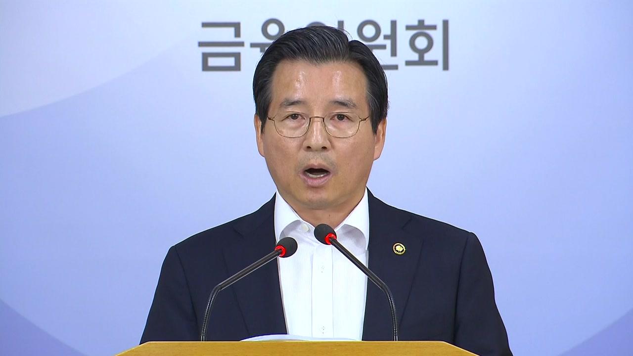 [현장영상] 증선위, 삼성바이오로직스 분식회계 결론