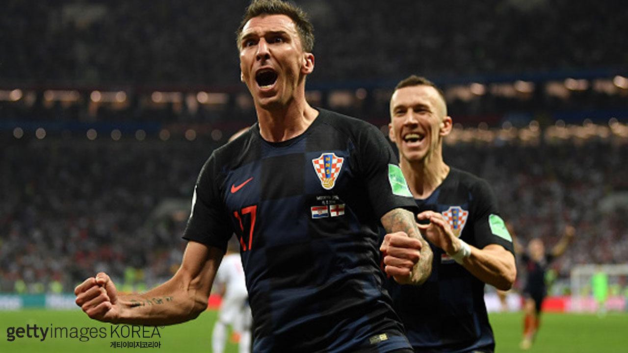 '인구 415만' 소국 크로아티아가 쓴 월드컵 역사_이미지
