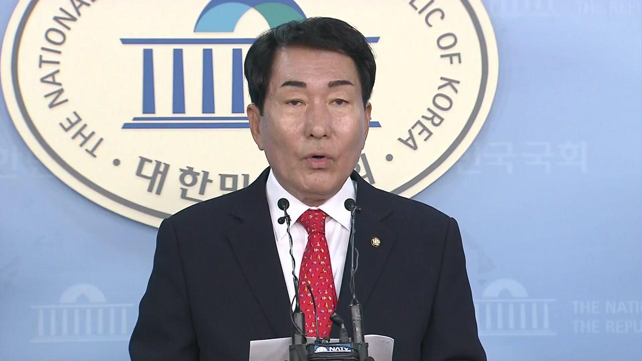 한국당, 비대위원장 후보 압축...김병준 등 5명