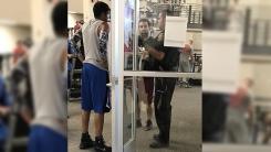 """""""흑인이 파울을 거칠게 했다"""" 농구경기 도중 경찰에 신고한 남성"""