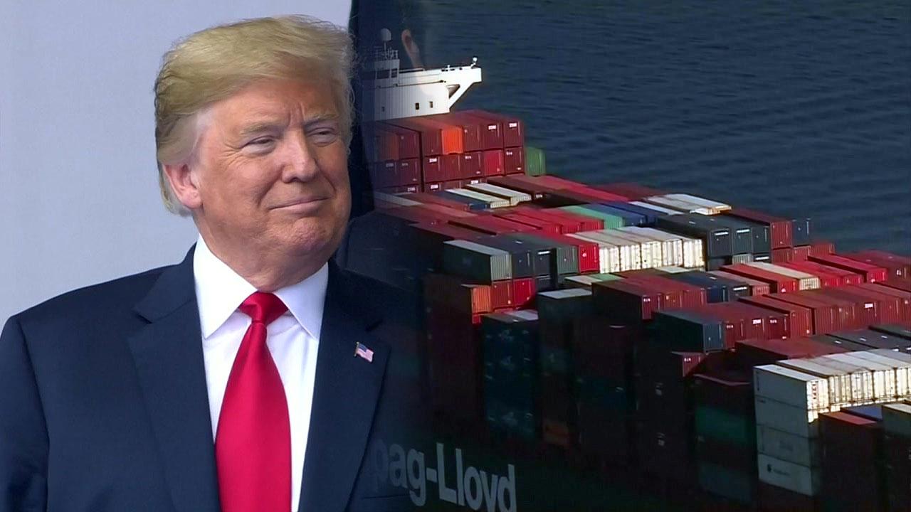 """트럼프 """"모든 중국제품에 추가관세 부과 가능"""""""
