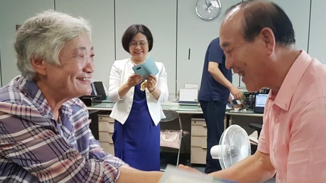 [좋은뉴스] 51년 만에 만난 베트남전 펜팔 친구
