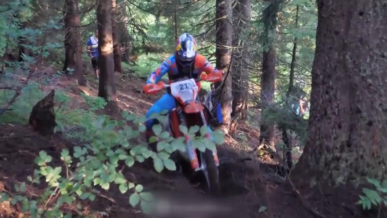 [지구촌생생영상] 가파른 산비탈과 장애물...극한 오토바이 대회