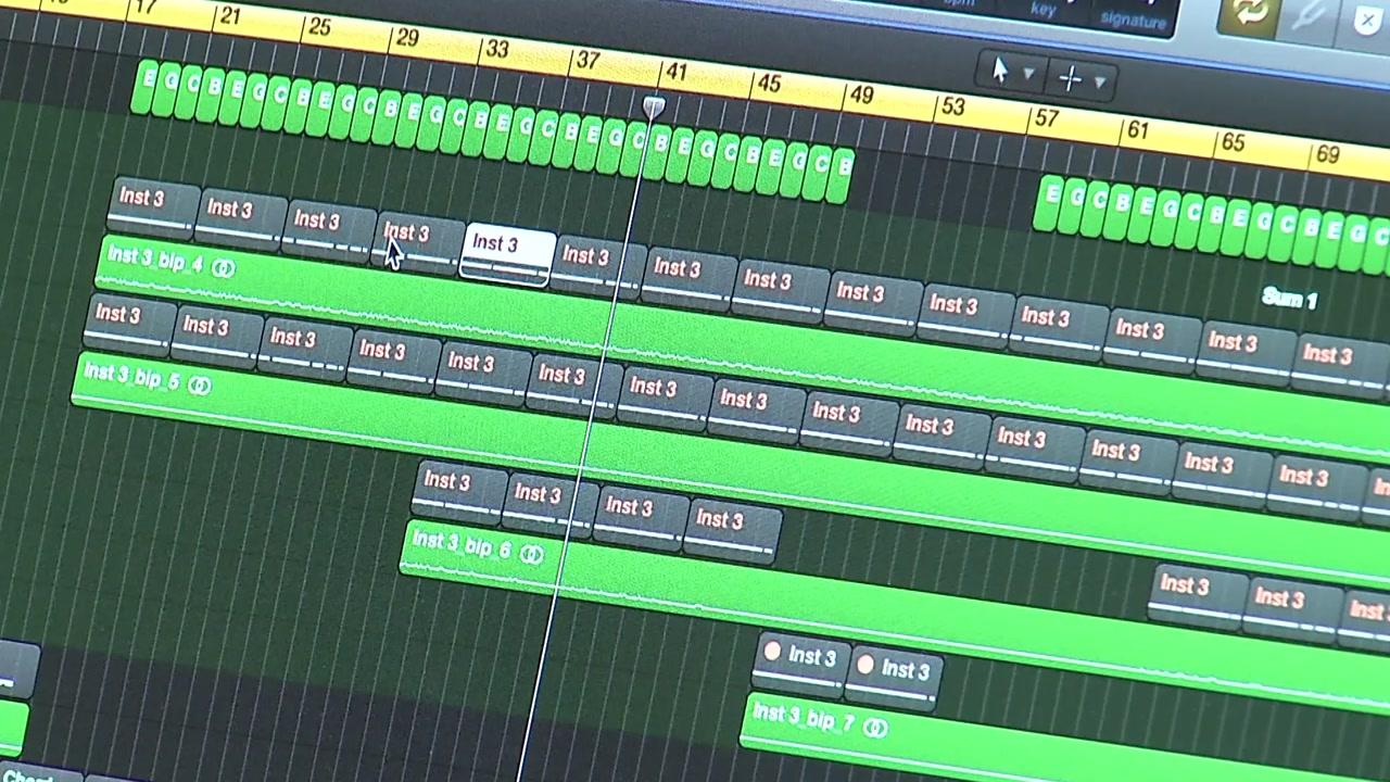 이 분위기에는 이런 노래...'인공지능' 작곡가 활약
