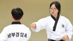 [좋은뉴스] 방학 동안 태권도 수업 진행하는 경찰관
