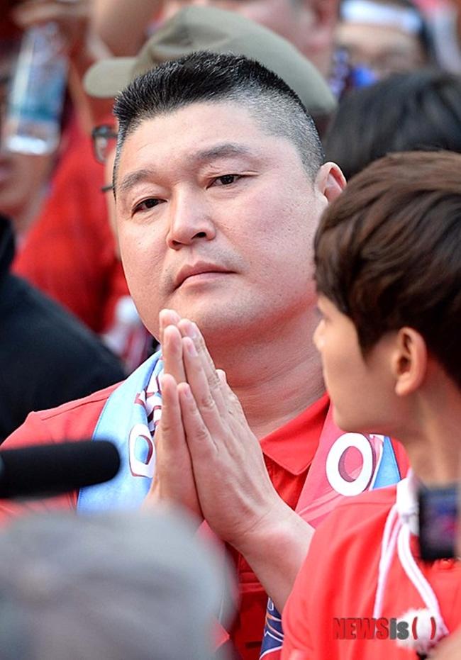 """강호동 측 """"부친, 오늘(10일) 별세…장례는 조용히"""" (공식)"""
