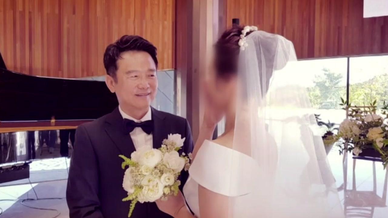 """남경필 """"저 오늘 결혼했습니다"""""""