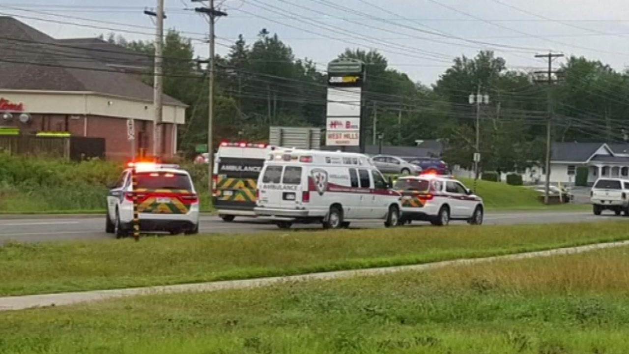 캐나다 동부 도시 총격 사건...최소 4명 사망