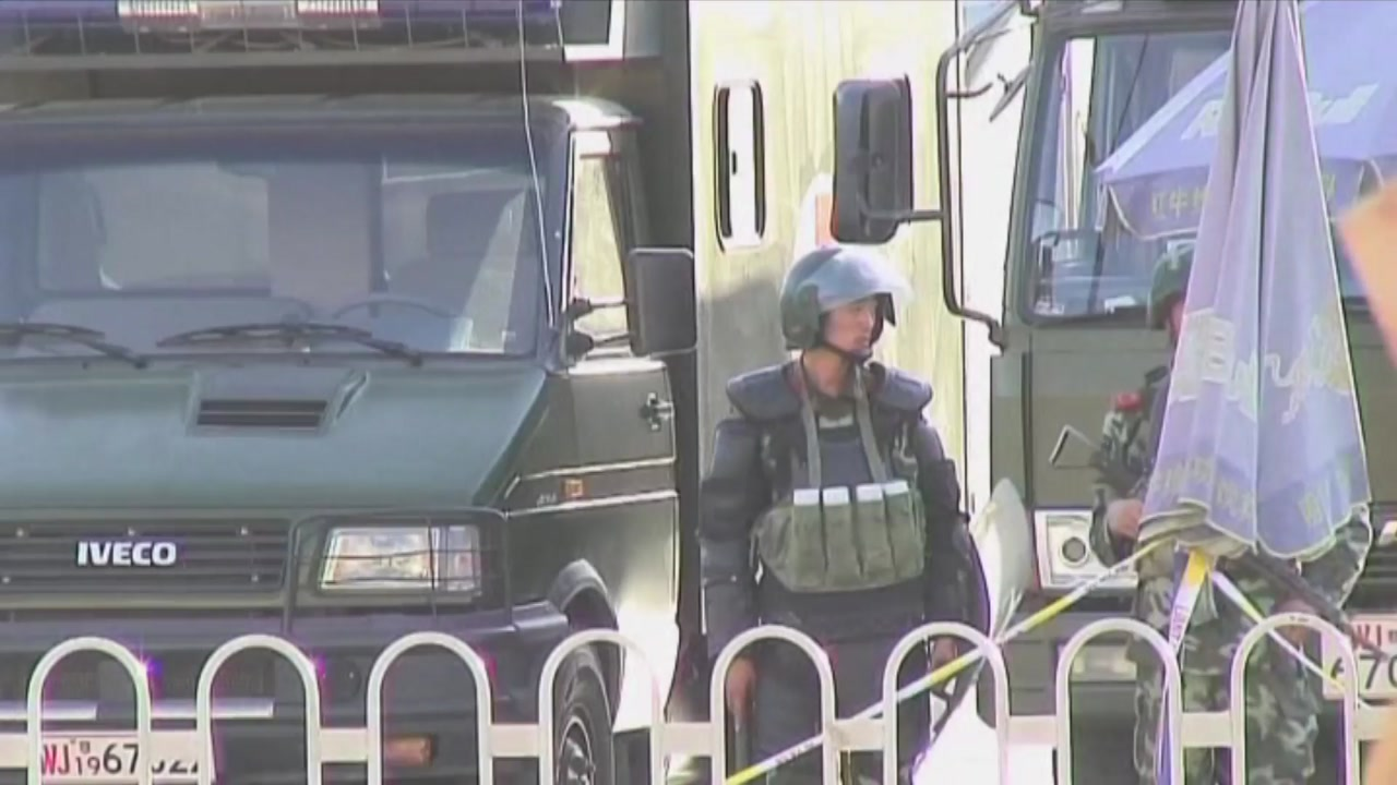 """유엔 """"중국 신장위구르에 백만 명 수용 비밀캠프 있어"""""""