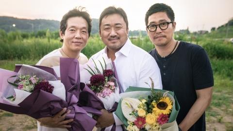 마동석표 '테이큰'이 온다…'성난황소' 크랭크업