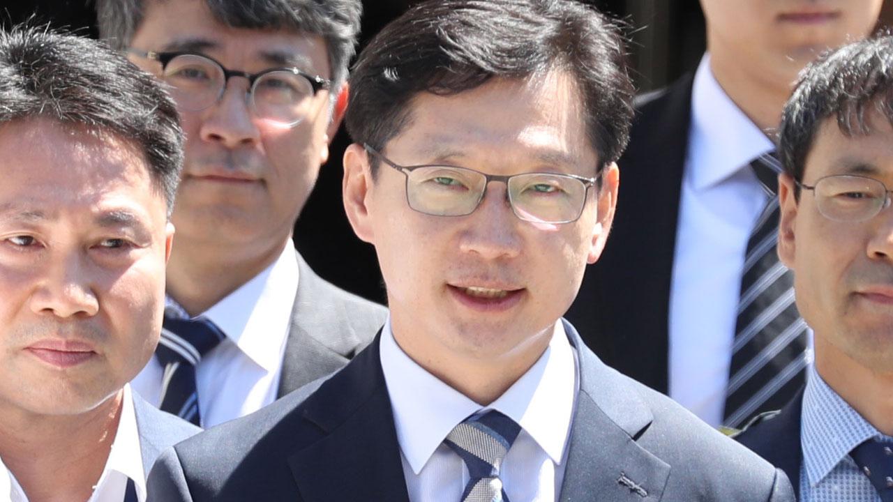 [속보] 법원, 김경수 경남지사 구속 영장 기각