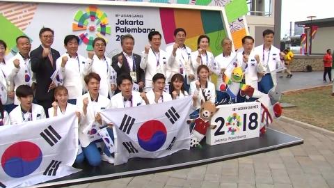 태극전사, 금 65개로 6회 연속 종합2위 간다!