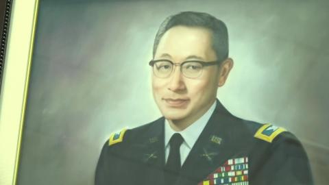 """고 김영옥 대령, """"100% 미국인, 100% 한국인"""""""