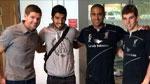 '바르샤' 수아레스, 리버풀 동료들과 작별인사