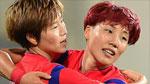 AG 여자축구 한국, 인도 10-0으로 대파