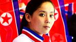 미모의 북한 싱크로나이즈 선수 김우나
