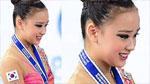 손연재, 생애 첫 세계선수권 메달 획득…후프 銅