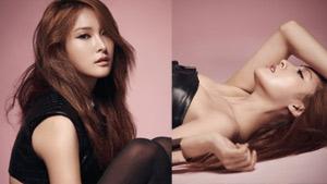 박규리, 성숙한 '각선미+볼륨라인' 노출