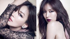 김소연, 치명적 매력 뽐낸 화보