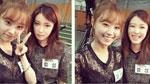 송지은-전효성, '예쁜 나이' 다정한 투샷