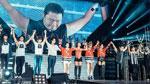 YG패밀리 대만 콘서트, 2만 관객 '대성황'