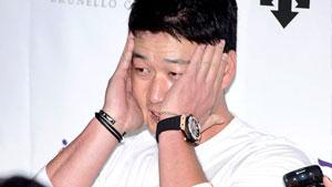 오승환,'어려운 질문 하지마세요~'